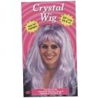 Crystal Wig Purple