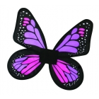 Wings Butterfly Satin Ch Pink