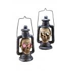Skull Lantern Light Up