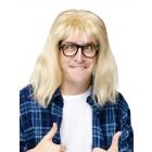 Snl Garth Algar Wig/Glasses