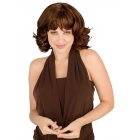 Buxom Beauty Wig Brown