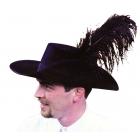 Cavalier Hat Quality Xlarge