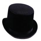 Top Hat Black Felt Medium