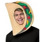 Taco Open Face Mask