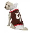 Tootsie Roll Dog Costume Large