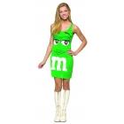 M&M'S Green Tank Dress 13-16