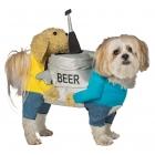 Dog Beer Keg Sm
