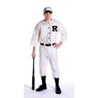 Old Tyme Baseball Player