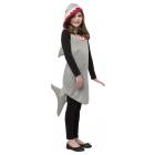 Shark Dress Child 7-10