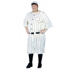 Old Tyme Baseball Player Plus