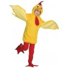 Fuzzy Chicken 7-10