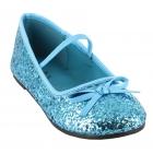 Flat Ballet Glitter Ch Bu Xlg