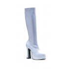 Boot Chacha White Size 12