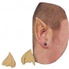 Pointed Ears Foam Latex Prosth