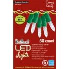 Holiday Lights 50L C3 Pure Wht