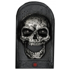 Door Bell Skull Light-Up