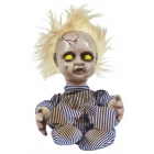 Creepy Doll Blonde Animated