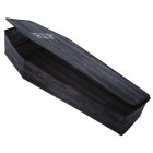 Coffin With Lid Wooden Look