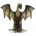 Winter Forest Dragon Animated 7ft