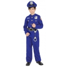 Police Officer Boys Small