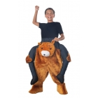 Carry Me Teddy Bear Child