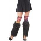 Kit Leg Furries Zebra Rainbow