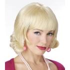 Wig Blonde Flip