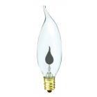 Candelabra Flicker Light Bulb