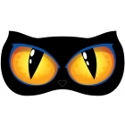Animated Lighted Cat Eyes