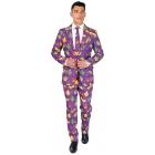 Mardi Gras Ad Suit Sm 34-36