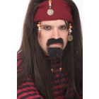Mustache And Goatee Pirate