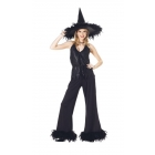 Witch Glamour Adult Black