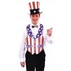 Vest Fourth Of July Bar-Paper