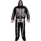 Skeleton Adult Costume 44-52