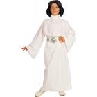 Princess Leia Child Sm 4-6