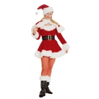 Sexy Miss Santa Adult Small