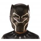 Black Panther 1/2 Child Mask