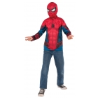 Spiderman Shirt Mask Child Sm