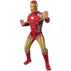 Iron Man Dlx Ad Xl