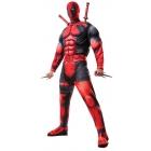 Deadpool Muscle Adult Xl
