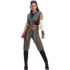 Rey Last Jedi Adult Med