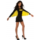 Batgirl Wing Dress Adult Lg