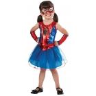 Spidergirl Child Large