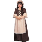 Colonial Girl Child Small