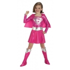 Supergirl Pink Child Small