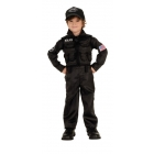 Policeman Swat Toddler