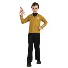 Star Trek Chld Dlx Gd Cost Lg