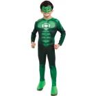 Hal Jordan Dlx Muscle Chld Lg