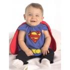 Superman Bib Costume