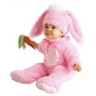 Precious Pink Wabbit 6-12 Mos